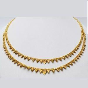22 k yellow gold 19.70 g